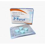 Extra Super P-Force 200 mg (100 mg Sildenafil + 100 mg Dapoxetine)