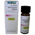 Genesis Sibutramine 20mg fogyasztószer
